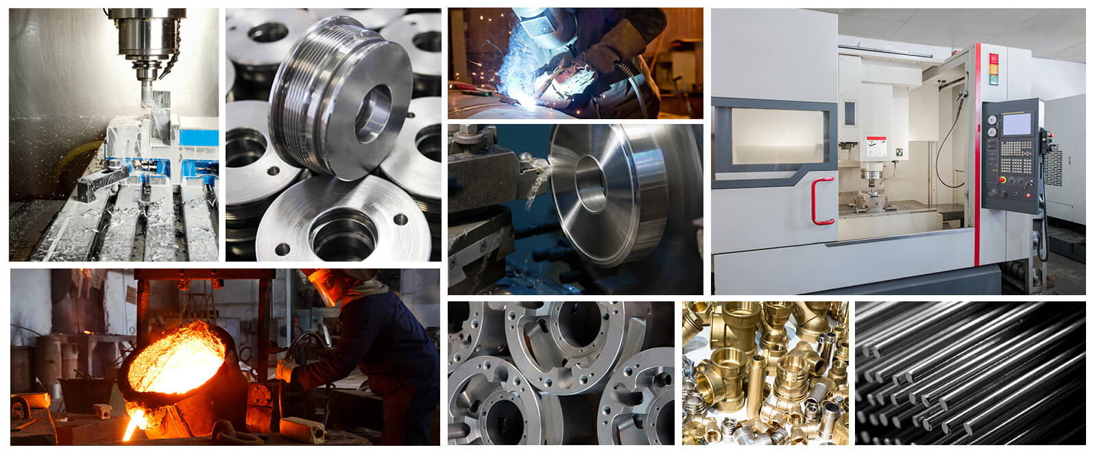 Metals Manufacturing Info