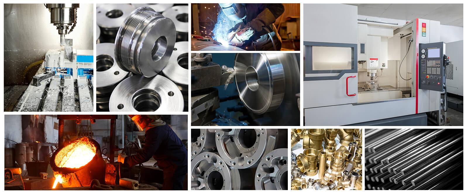 Metals Manufacturing Info